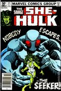 Savage She-Hulk (1980) 21