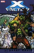 X-Factor Visionaries Peter David TPB (2005-2008 Marvel) 2-1ST