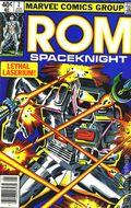 Rom (1979-1986 Marvel) 2