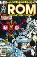 Rom (1979-1986 Marvel) 12