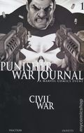 Punisher War Journal (2006-2009 2nd Series) 1BW