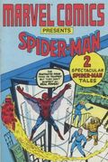 Marvel Comics Presents Amazing Spider-Man Mini Comic (1988) 1