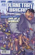 Planetary Brigade Origins (2006) 3