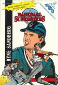 Baseball Superstars Comics (1991) 12U