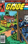 GI Joe (1982 Marvel) 10