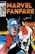 Marvel Fanfare (1982 1st Series) 18