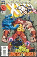 Uncanny X-Men (1963 1st Series) 322