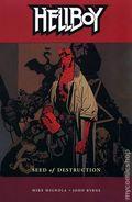 Hellboy TPB (2003-2012 Dark Horse) Red Stripe Edition 1-REP