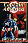 Captain America Operation Rebirth TPB (1996 Marvel) 1st Edition 1-1ST