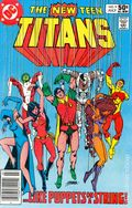 New Teen Titans (1980) (Tales of ...) 9