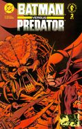 Batman vs. Predator (1991 1st Series) 2N