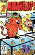 Heathcliff (1985-1991 Marvel/Star Comics) 1