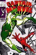Captain Marvel (1968 1st Series Marvel) 13
