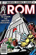 Rom (1979-1986 Marvel) 23