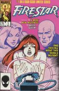 Firestar (1986 Marvel) 1