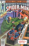 Spectacular Spider-Man (1976 1st Series) 45