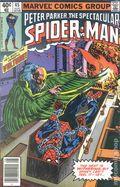 Spectacular Spider-Man (1976 1st Series) 45