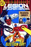 Legion of Super-Heroes (1984 3rd Series) 10