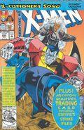 Uncanny X-Men (1963 1st Series) 295P