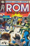 Rom (1979-1986 Marvel) 31