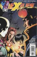 Exiles (2001 1st Series Marvel) 13