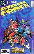 Atari Force (1984) 1
