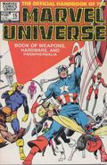 Official Handbook of the Marvel Universe (1983-1984 Marvel) 15