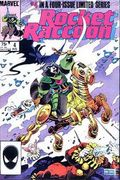 Rocket Raccoon (1985 Marvel) 4