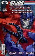 GI Joe vs. Transformers (2003 1st Series) 1A