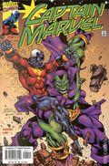Captain Marvel (1999 4th Series Marvel) 4