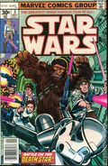 Star Wars (1977 Marvel) 3