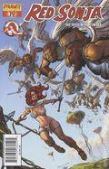 Red Sonja (2005 Dynamite) 19C