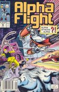 Alpha Flight (1983 1st Series) 66