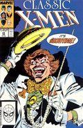 X-Men Classic (1986-1995 Marvel) Classic X-Men 29