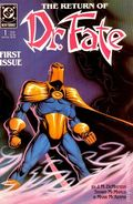 Doctor Fate (1988 2nd Series) 1