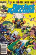 Rocket Raccoon (1985 Marvel) 3