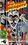 Avengers West Coast (1985) 34