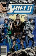 Nick Fury Agent of SHIELD (1989 3rd Series) 1