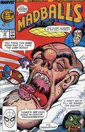 Madballs (1986-1988 Marvel/Star Comics) 10