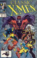 X-Men Classic (1986-1995 Marvel) Classic X-Men 19