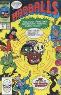 Madballs (1986-1988 Marvel/Star Comics) 9