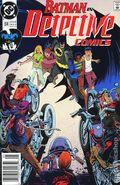 Detective Comics (1937 1st Series) 614