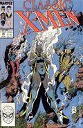 X-Men Classic (1986-1995 Marvel) Classic X-Men 32