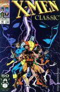 X-Men Classic (1986-1995 Marvel) Classic X-Men 56
