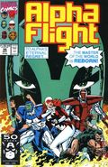 Alpha Flight (1983 1st Series) 96