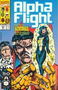 Alpha Flight (1983 1st Series) 101