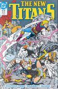 New Teen Titans (1984 2nd Series) New Titans 58