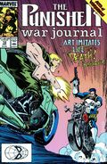 Punisher War Journal (1988 1st Series) 12