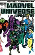 Official Handbook of the Marvel Universe Update '89 (1989 Marvel) 7