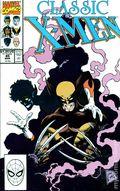 X-Men Classic (1986-1995 Marvel) Classic X-Men 45